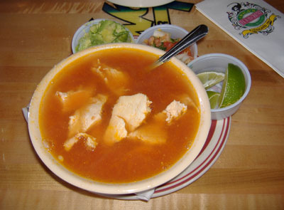 Avila's El Ranchito - Avila's Soup