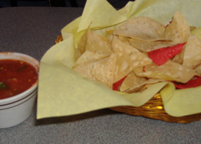 Avila's El Ranchito/Corona del Mar - Chips and Salsa