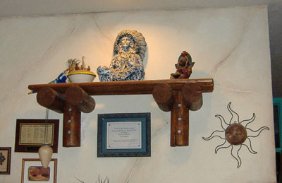 Blue Agave - Decorations