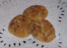 Cafe El Cholo - Pecan Praline Cookies