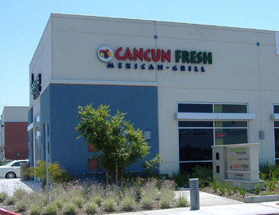 Cancun Fresh Mexican Grill - Exterior