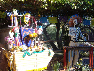 Day of the Dead at Rancho del Zocalo Picture #1