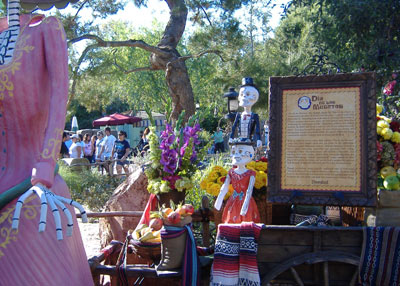 Day of the Dead at Rancho del Zocalo Picture #2