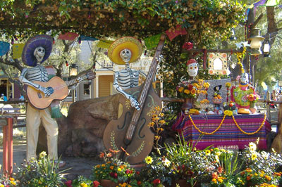Day of the Dead at Rancho del Zocalo Picture #3