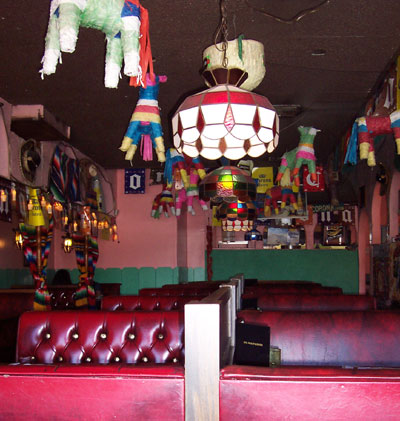 El Matador - Original Dining Area