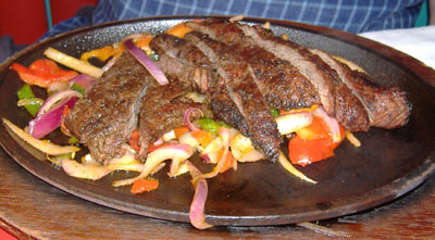 El Torito Grill - Steak Fajitas