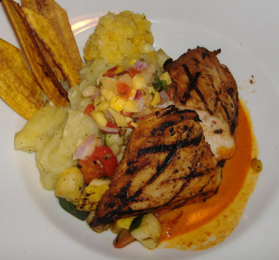 El Torito Grill - Grilled Breast of Chicken