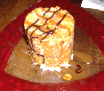 Gabbi's Mexican Kitchen - Deep-fried Ice Cream