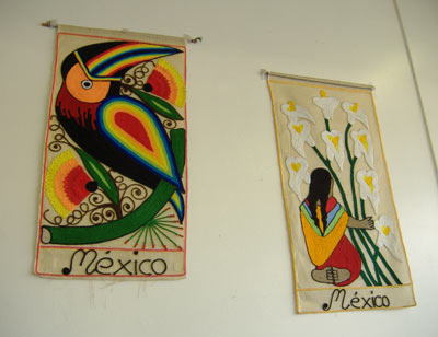 Hank's Mexican Food - Tapestries