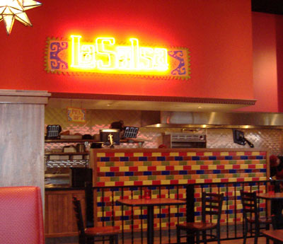 La Salsa - Interior Shot #2