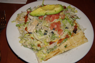 Lazy Dog Cafe - Tex-Mex Salad
