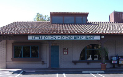 Little Onion - Exterior