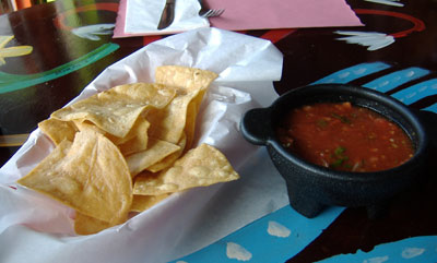 Olamendi's - Chips and Salsa
