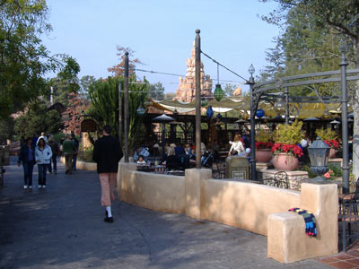 Rancho del Zocalo - Patio