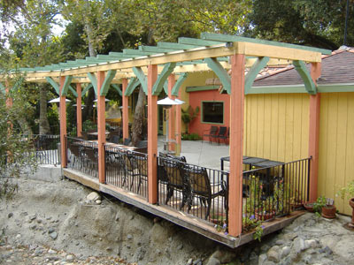 Rose Canyon Cantina and Grill - Exterior