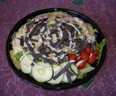Jack In The Box Acapulco Chicken Salad