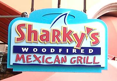 Sharky's Sign