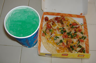 Mountain Dew's Baja Blast