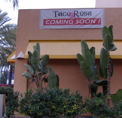 Taco Rosa - Second Location Coming