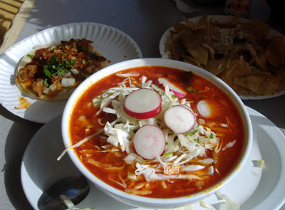 Taqueria Tiscareno - Taco and Pozole
