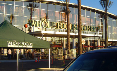 Whole Foods Market - Exterior