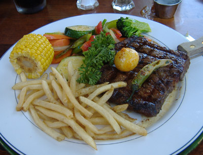 El Zocalo - Top Sirloin Steak