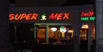 Super Mex Exterior